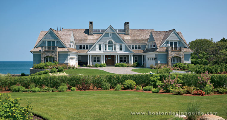 Favorite Cape & Island Homes | Boston Design Guide