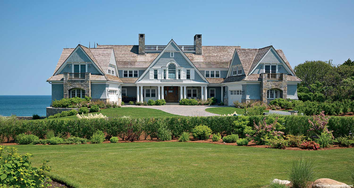 Cape Cod & Islands high end homes