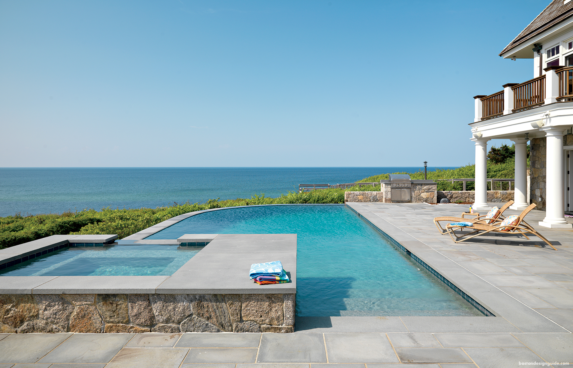 Cape Cod Oceanfront Homes