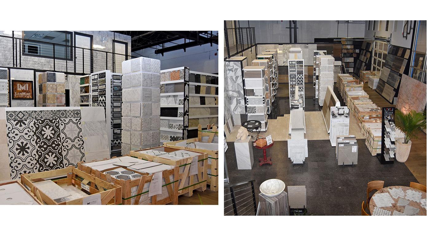 LeaMar Industries warehouse in Hyannis, Massachusetts