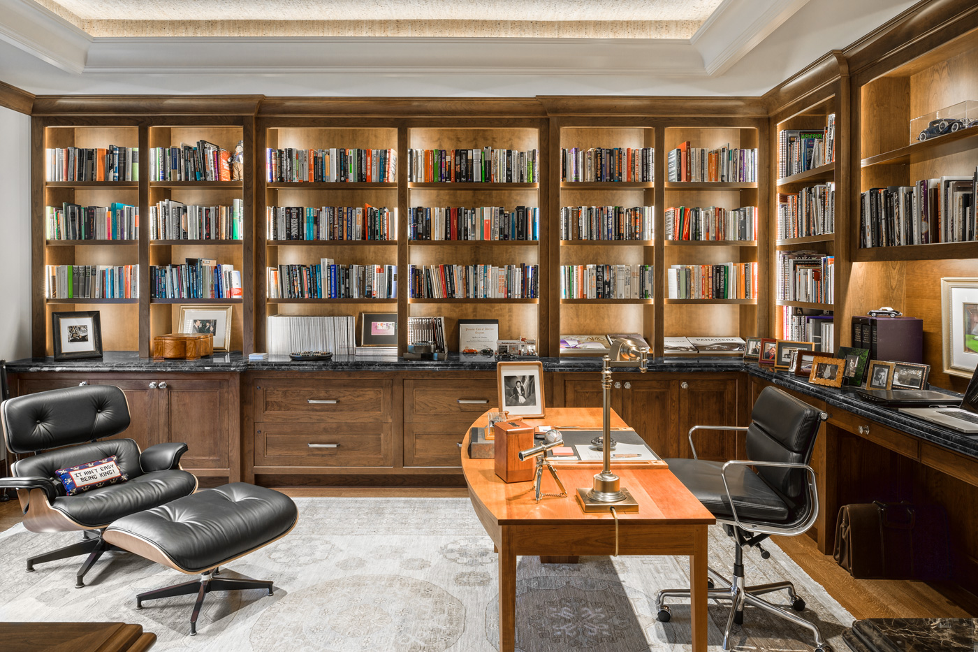 Home Office Designs For Every Taste
