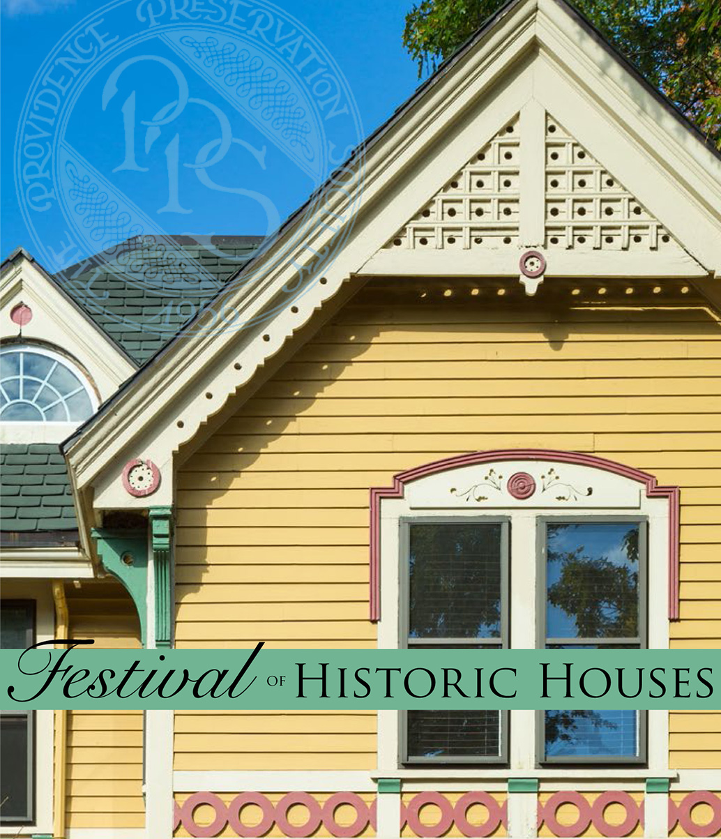 Providence Preservation Society, historic houses in New England