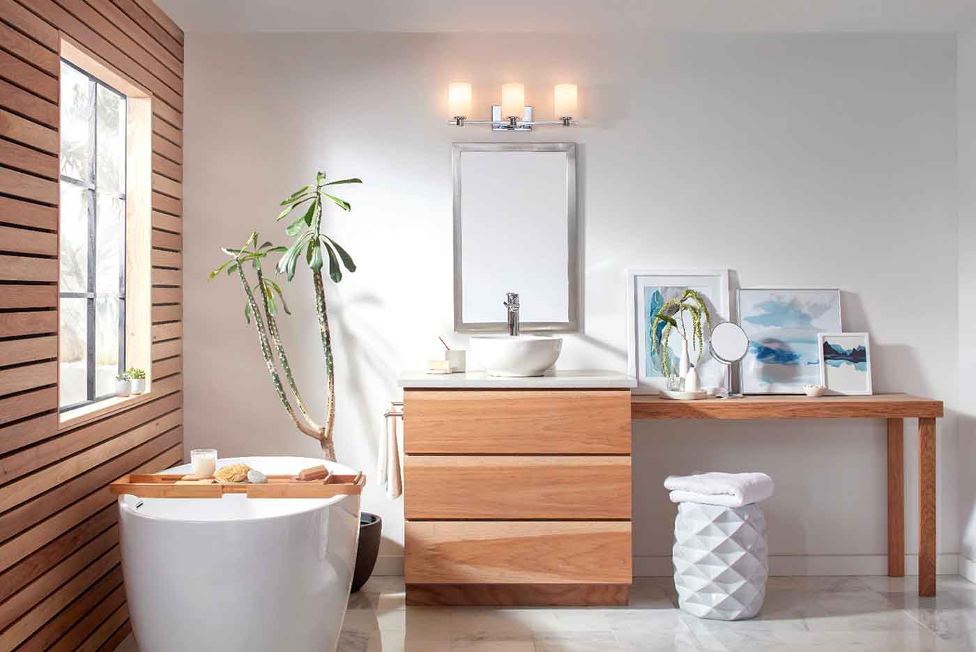Frank Webb Home Bathroom Lighting Solutions
