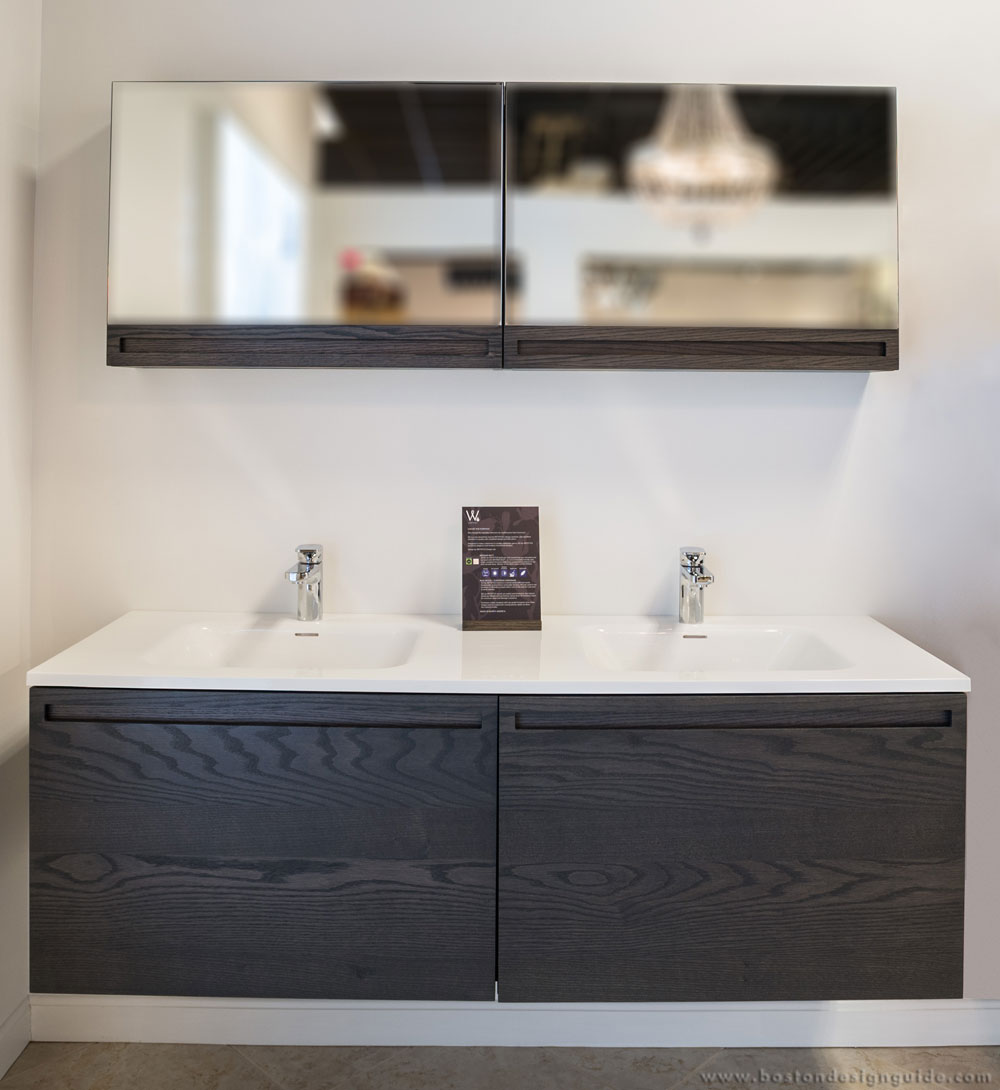 Faucets Featured With The W2 Sinks At The Frank Webbu0027s Showroom Are From  The Cult Collection By Villeroy U0026 Boch.