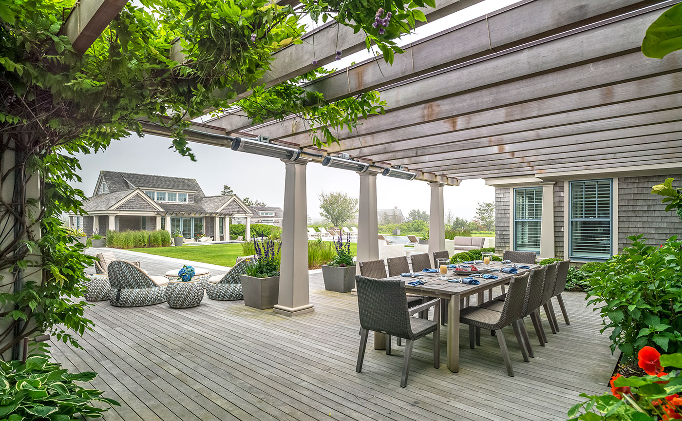 Nantucket landscape design by Gregory Lombardi Design