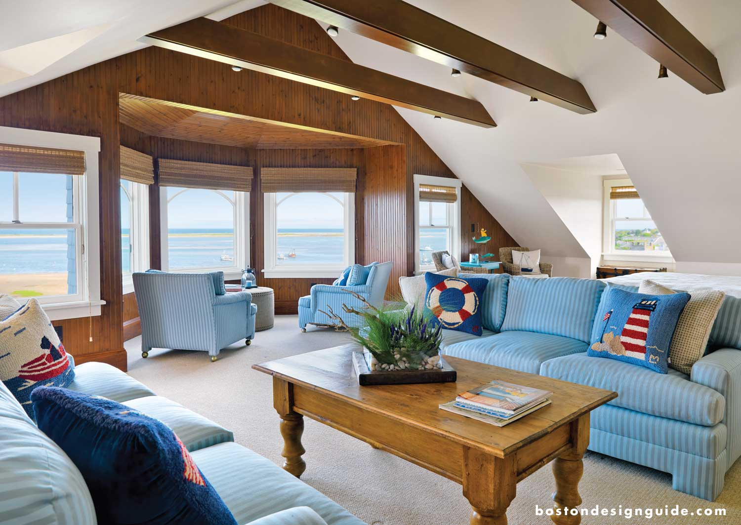 beautiful beach homes in New England