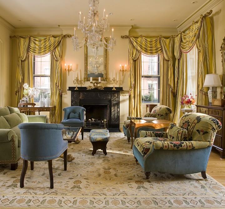 Heidi pribell interiors for Interior designers in boston ma