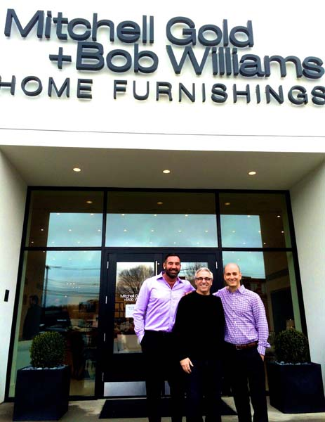 Mitchell Gold Bob Williams Open New Signature Store In