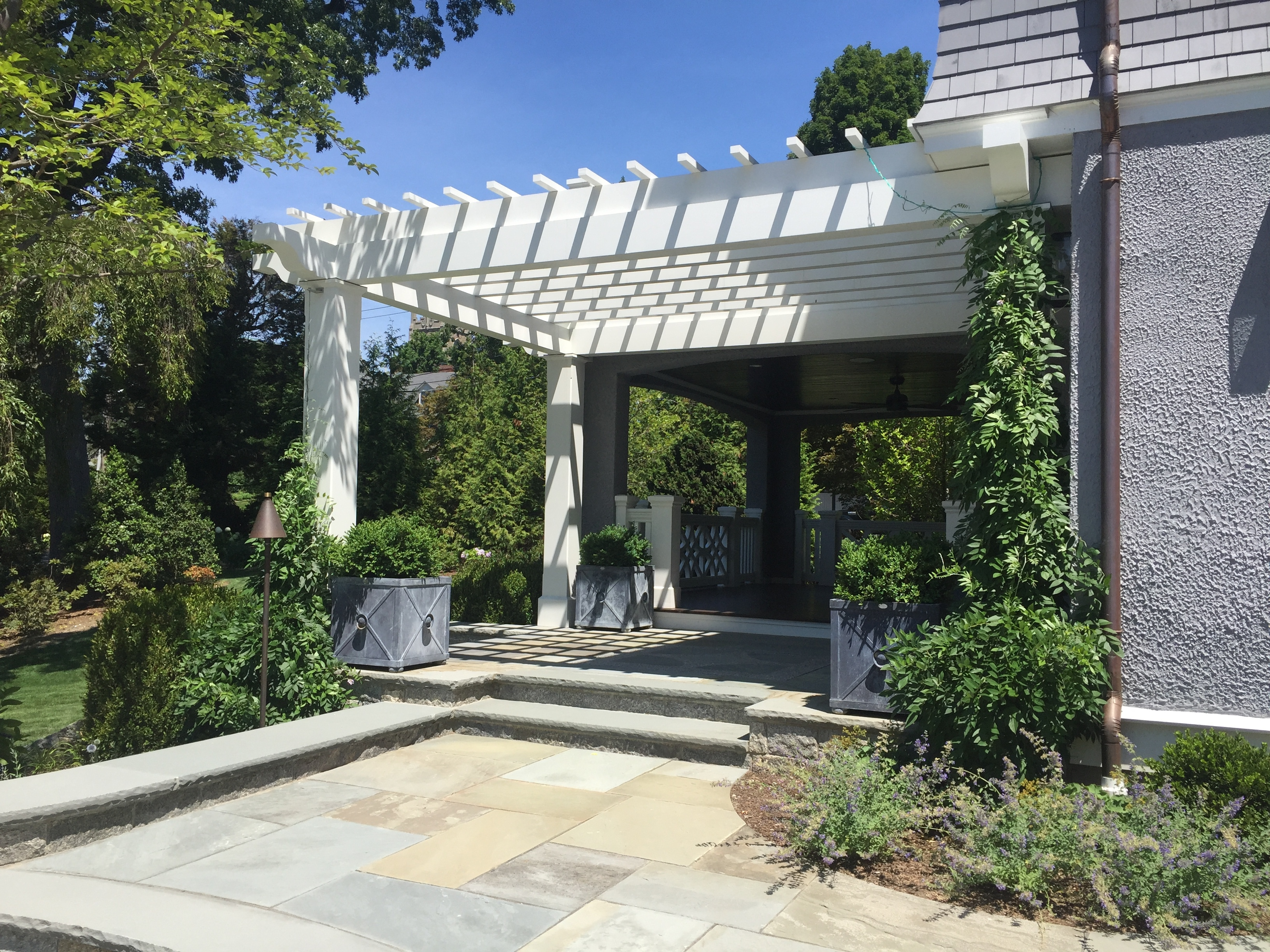 Pergola by Perfection Fence