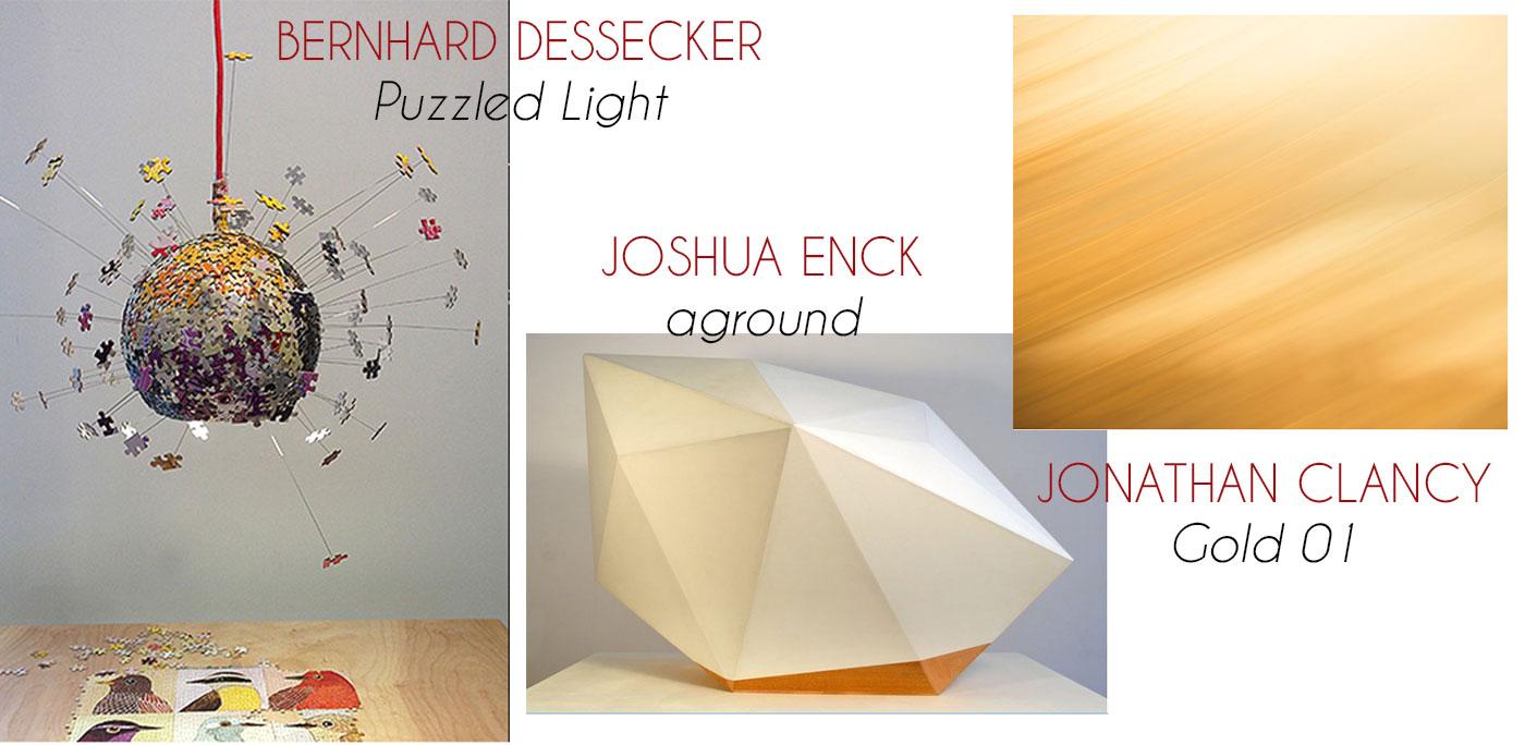 Artists represented at furniture maker Jeff Soderbergh's Wellfleet JS Gallery