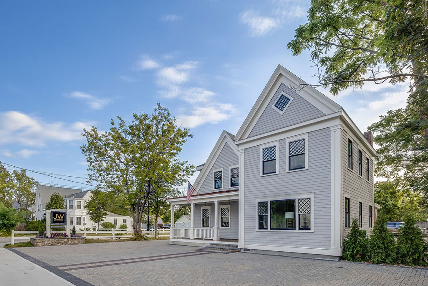 High-end custom builder JW Construction, Inc. opens a Cape Cod office