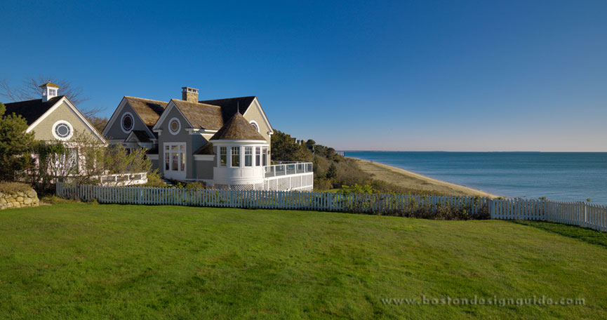 Jan gleysteen architects architecture and interiors in for Cape cod architect