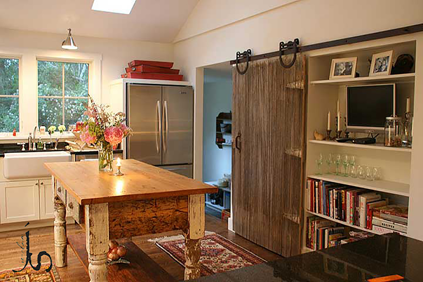 Jeff Soderbergh Sliding Barn Door