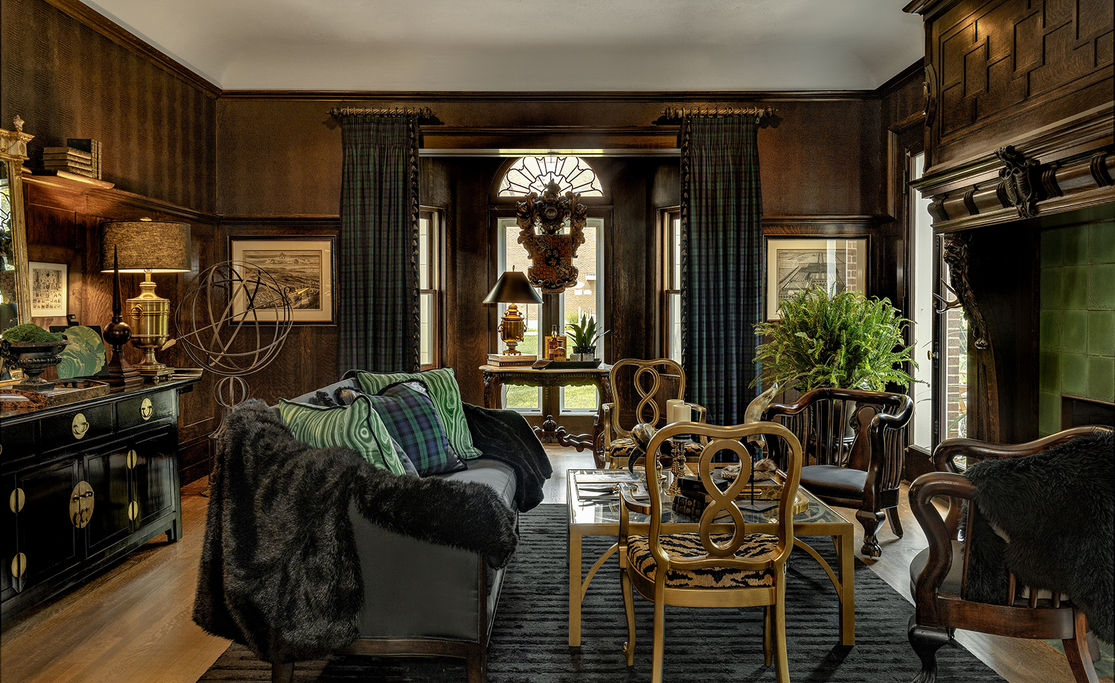 Interior Design for the NH Designer Showhouse