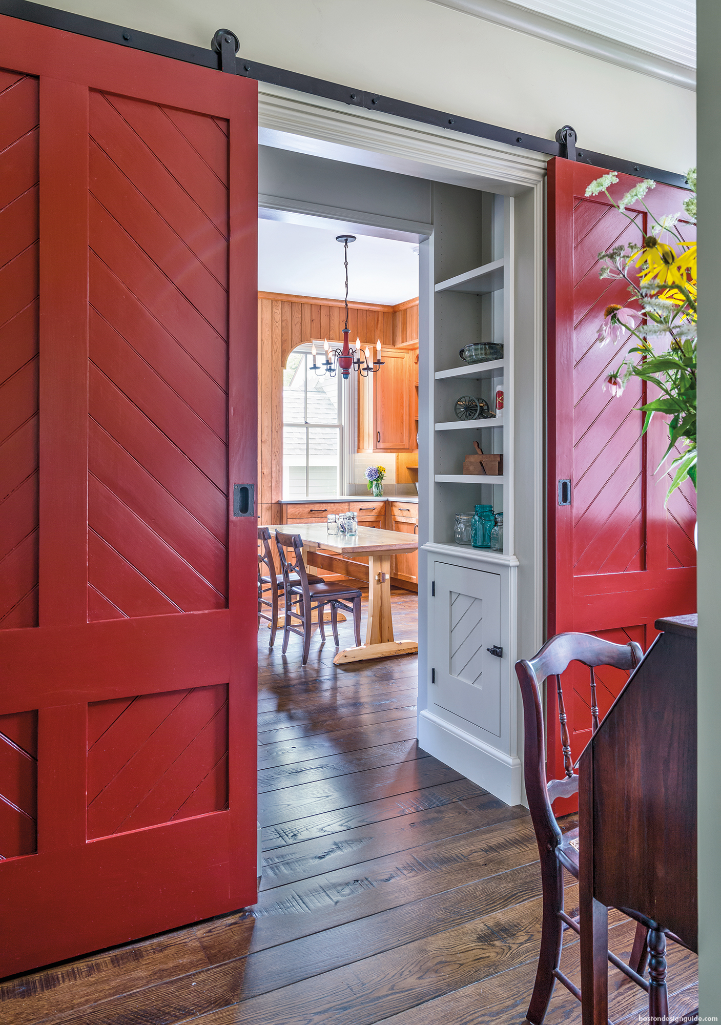 1920s sensibility in a Winchester kitchen