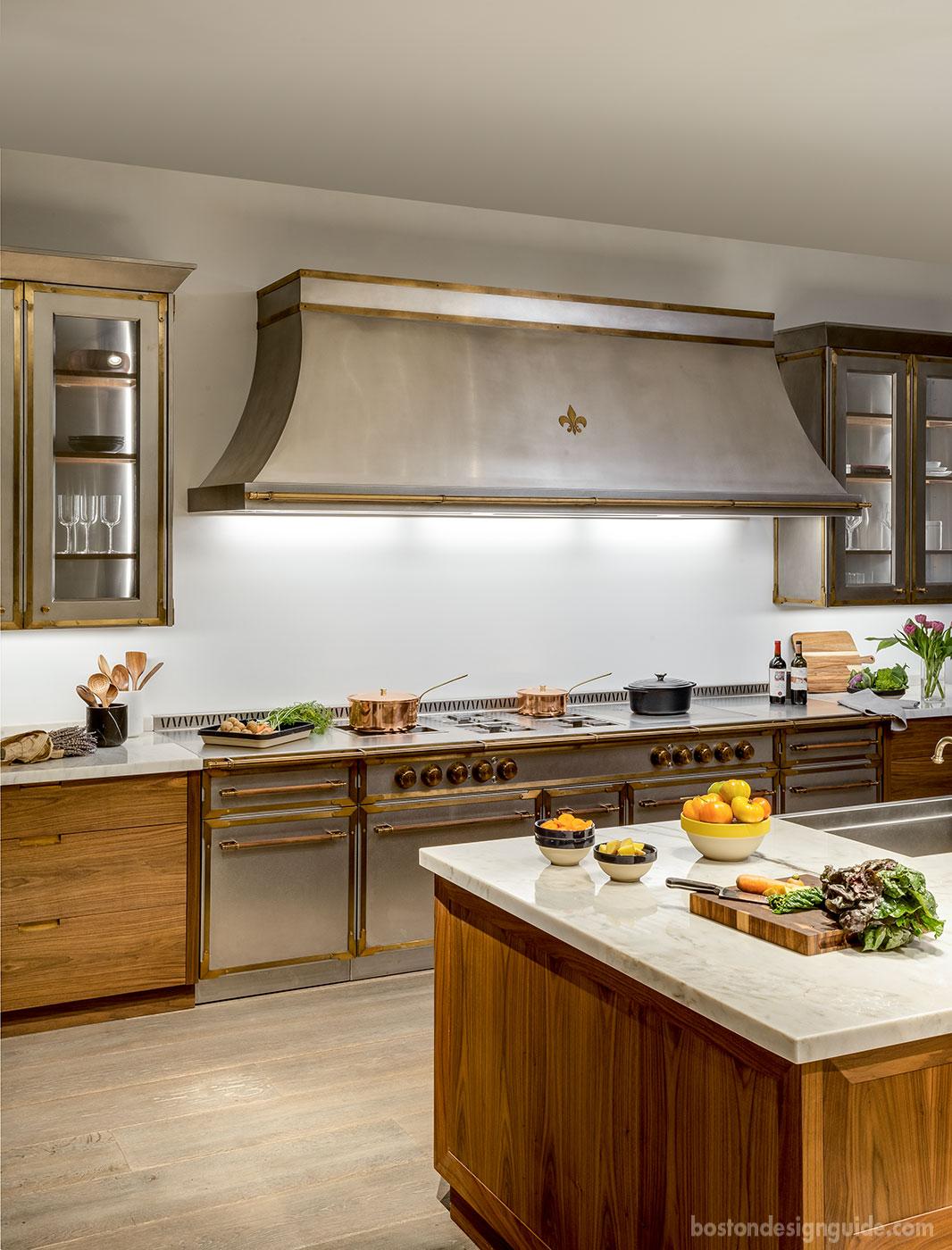 Luxury Range and Oven by L'Atelier Paris