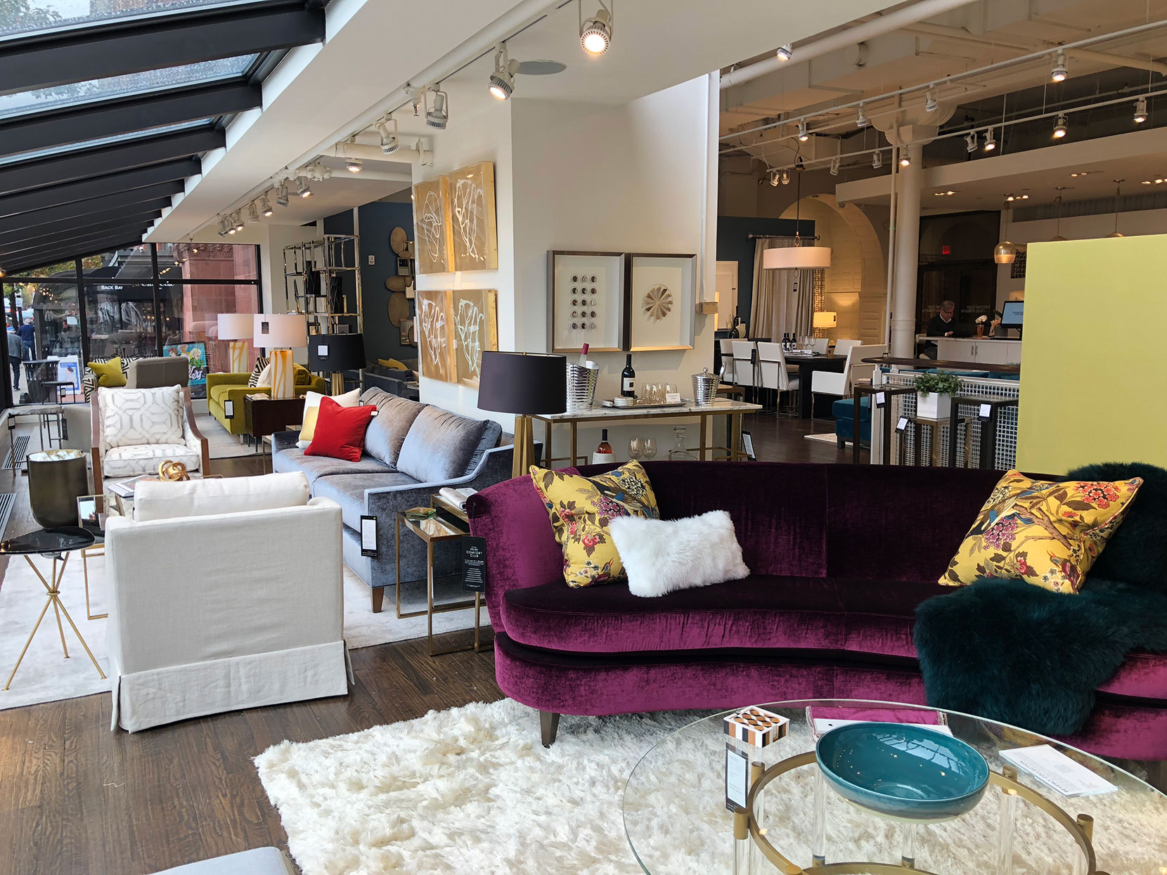 Mitchell Gold + Bob Williams In-Store Floor Sample Sale through Feb. 10