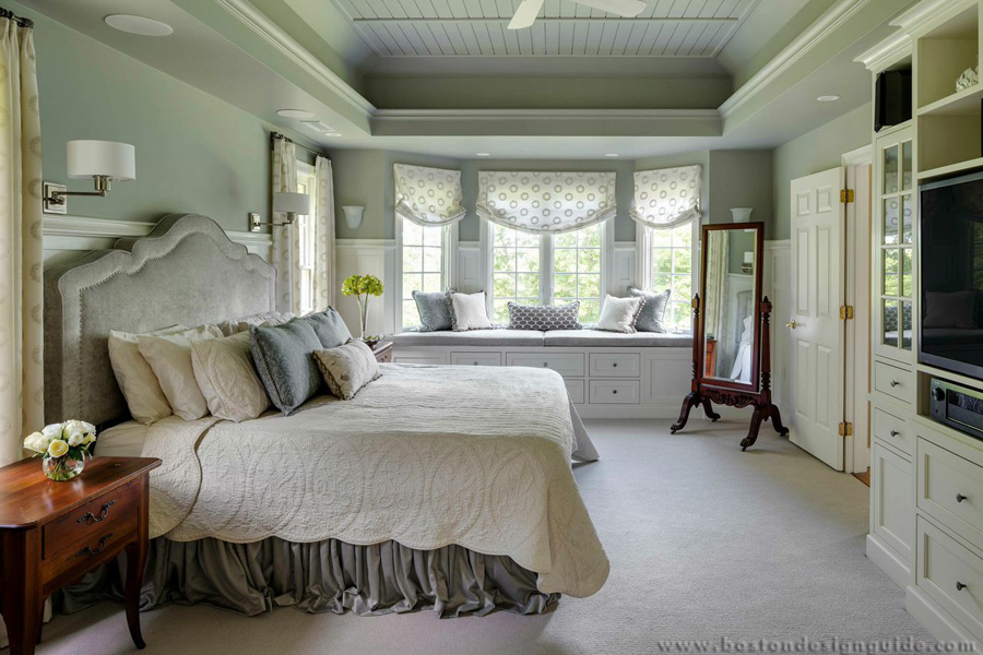 tranquil transformation  master suite