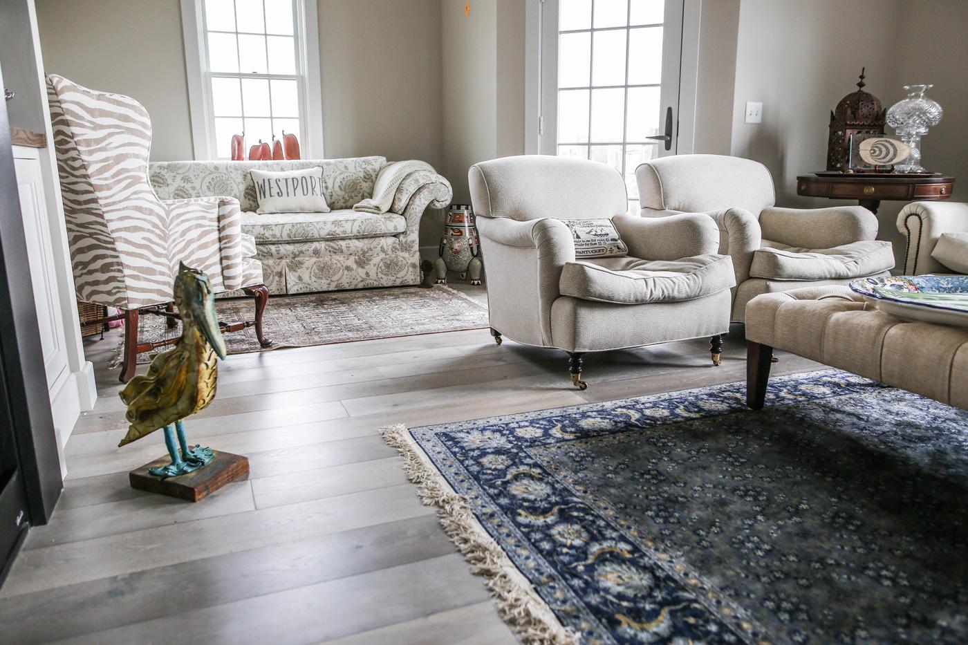 Mac Davis Flooring European white oak flooring prefinished in Hoicks Hollow