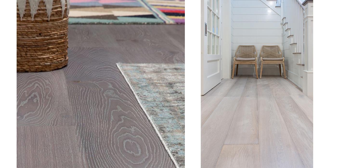 Mac Davis Flooring custom hardwood colors and finishes