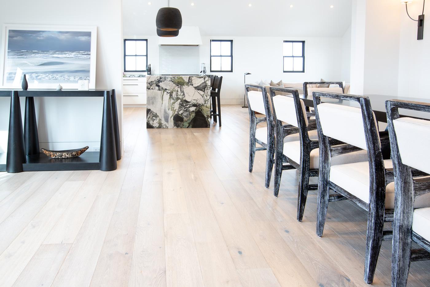 Mac Davis Flooring custom European oak flooring
