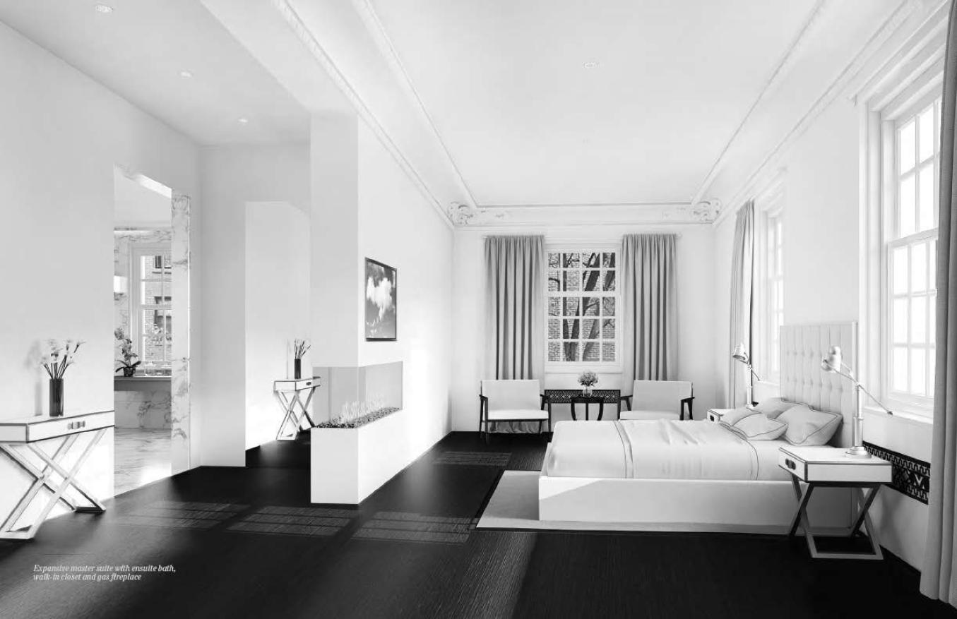 Ensuite Bathroom Vernon maison vernon, beacon hill's luxurious 7-unit residence glorifies