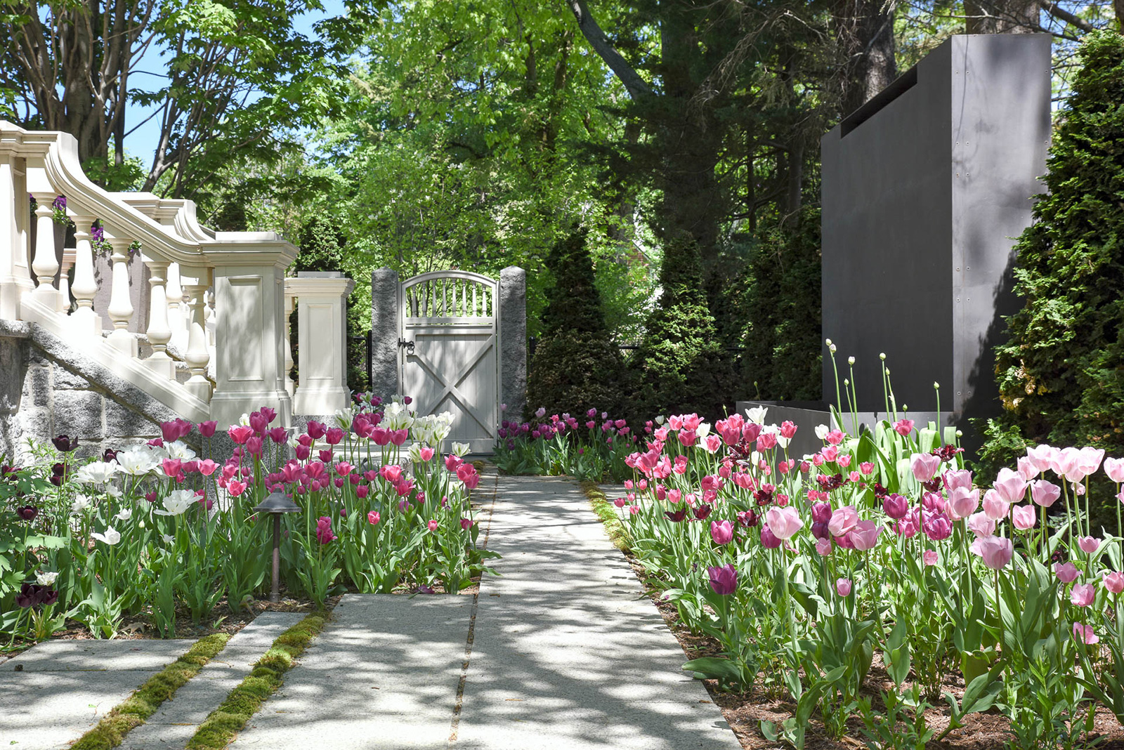 Boston area landscape design by Matthew Cunningham