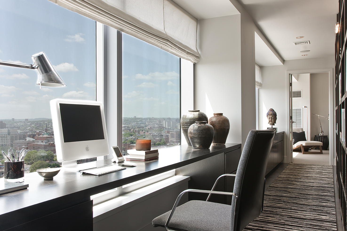 Home Integration at The W Boston by Elite Media Solutions