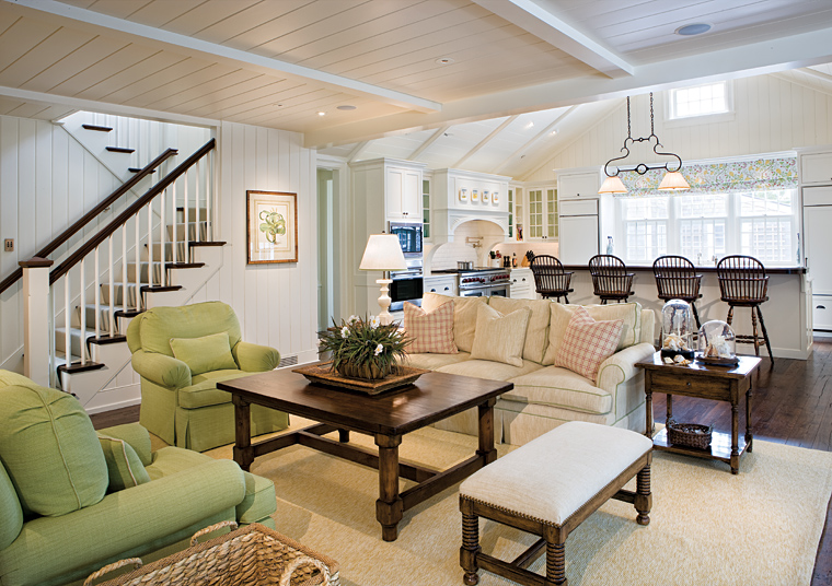 Botticelli pohl architects for Nantucket home designs