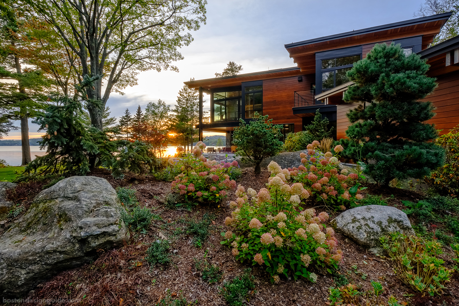 Natural Beauties: Lush, Layered Landscapes | Boston Design Guide