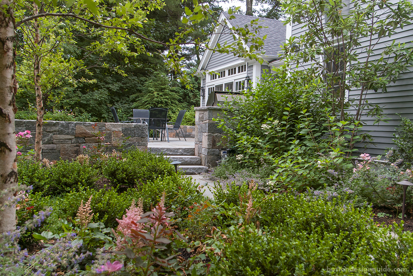 Boston landscape professionals