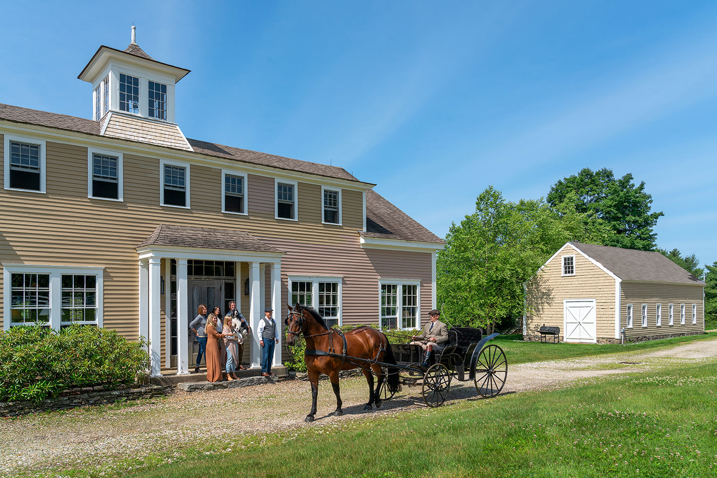 Interior Designer Michael Carter's New Hampshire getaway