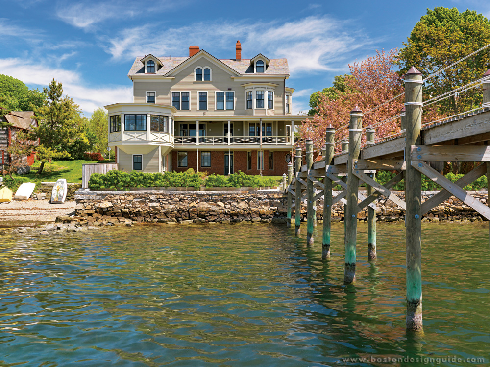 Historic Newport Rhode Island Home Restored A Shore