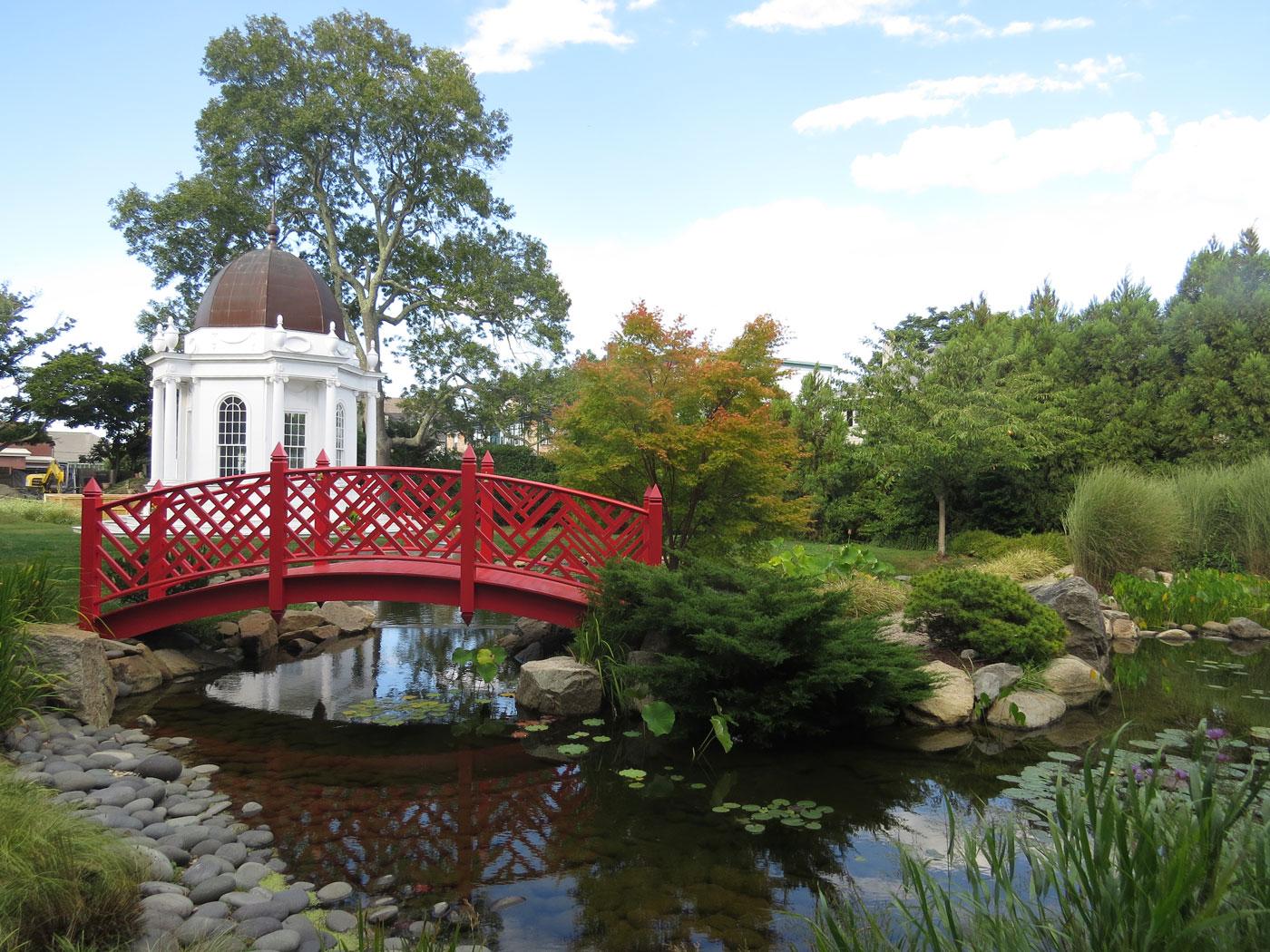 Newport Secret Garden Tour, September 6-8