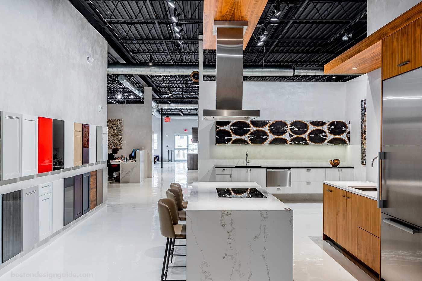 Inside Newton Kitchen & Design's new showroom