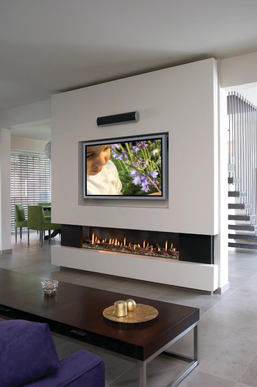 modern heat fireplaces