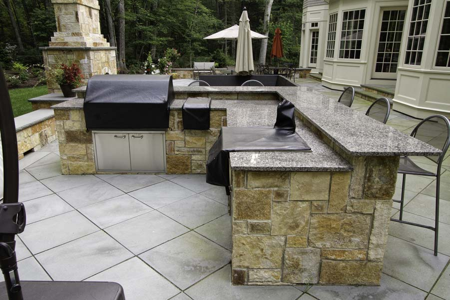 How To Design An Outdoor Kitchen Boston Design Guide