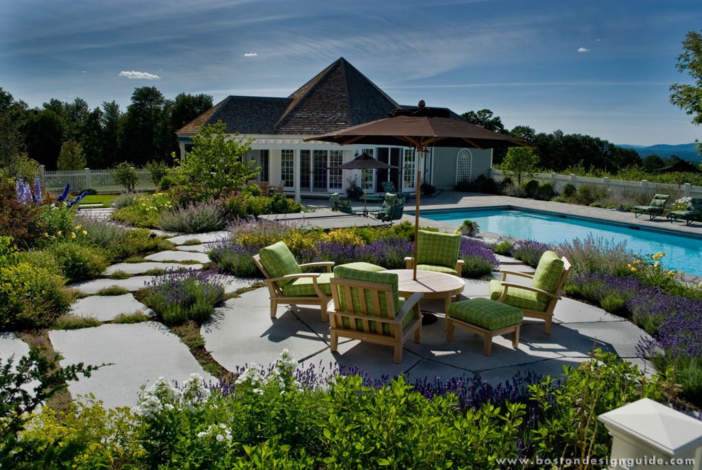 Landscape architecture and maintenance in New England