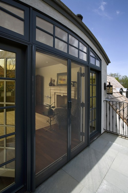 Phantom screens for Phantom sliding screen doors