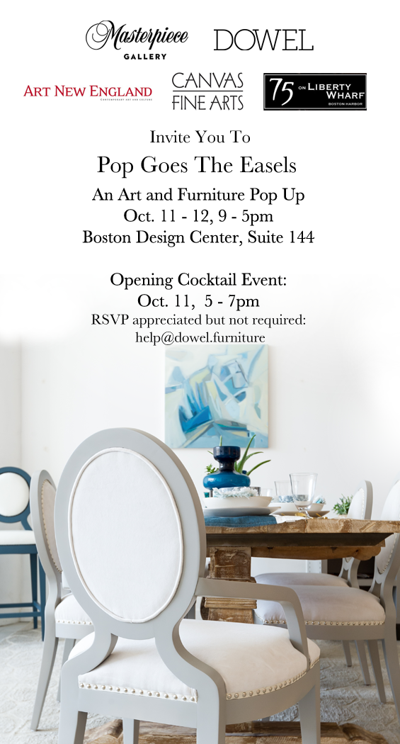Boston design and art events