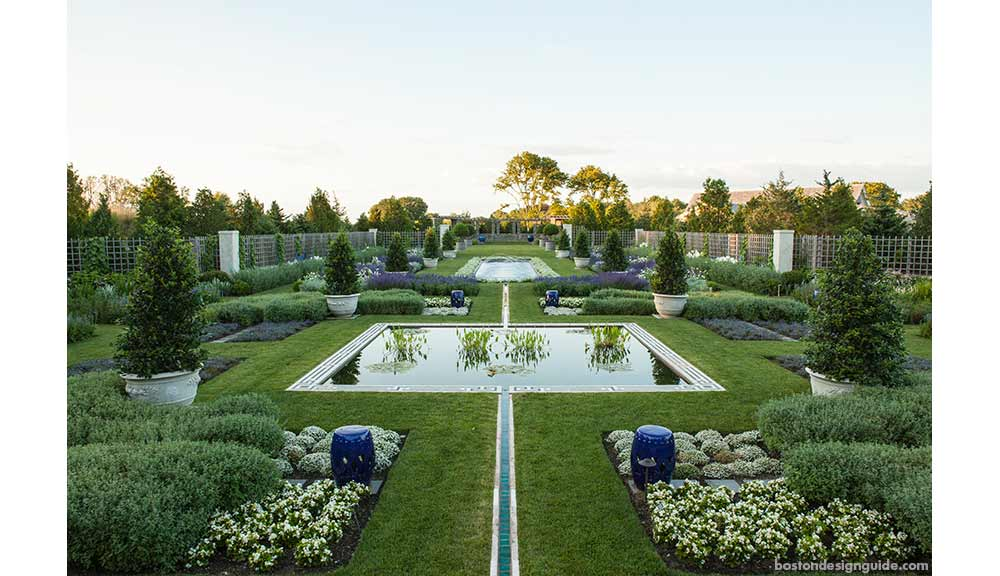 Landscape design and contracting in New England