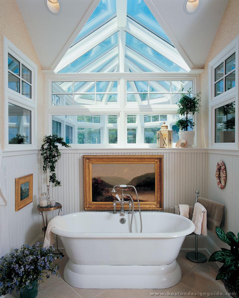 Renaissance Conservatories Custom Glass Roof Dormer