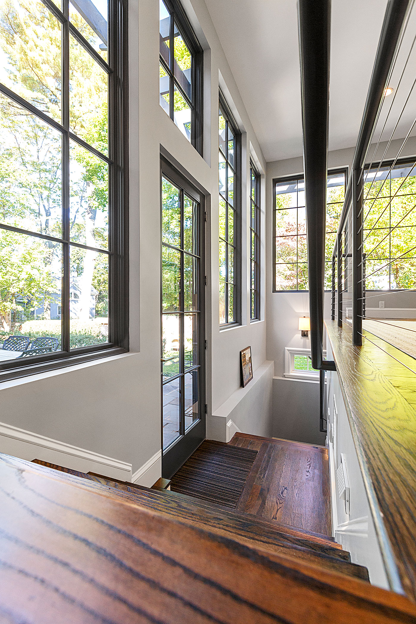 Peter Sachs Architect Boston area custom addition with Pella Windows