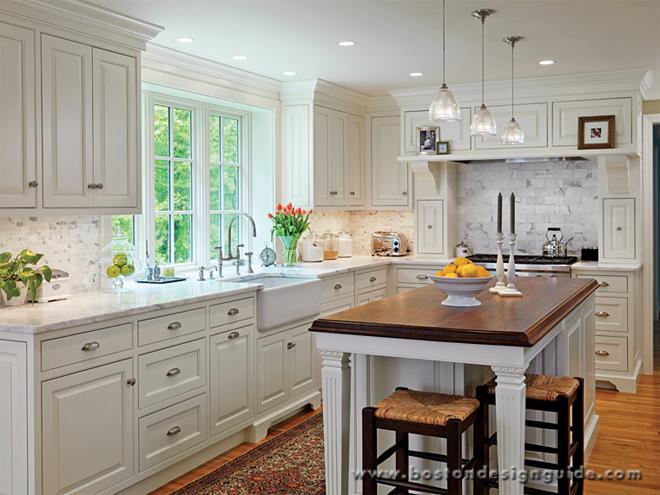 Custom White Kitchens scandia kitchens