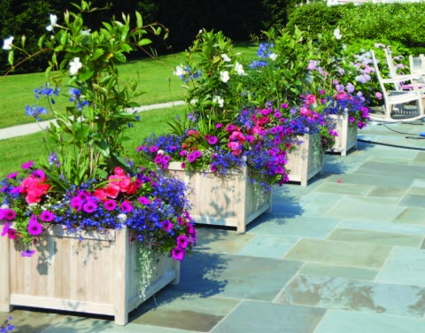Patio flower containers lefthandsintl patio flower containers mightylinksfo