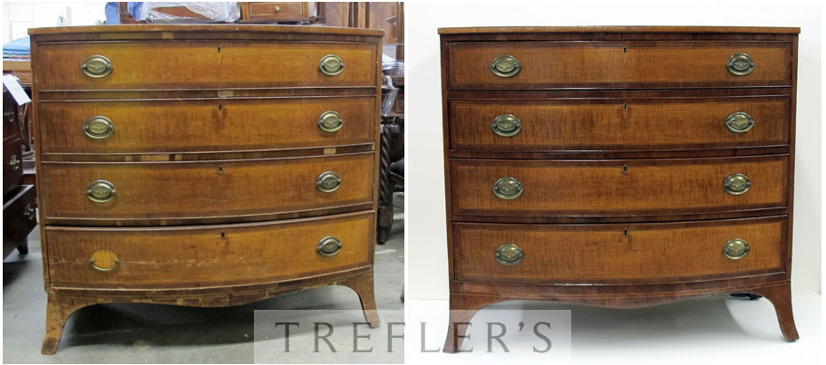 Boston Magazine names Trefler's Best Furniture Restoration