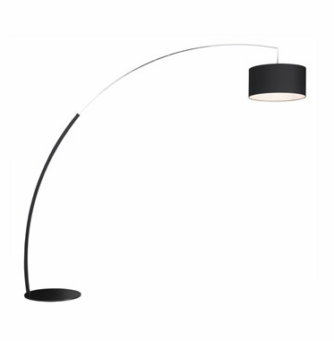 Trending arc floor lamps boston design guide ligne roset has a variety of hanging floor lamps in different styles the dimensions floor lamp shown in the image above has a stem in square section aloadofball Images