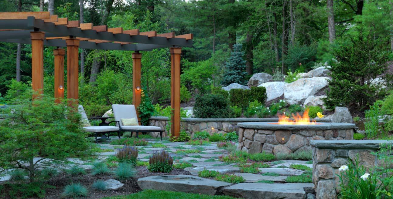 Enchanted Woodland Retreat By Sudbury
