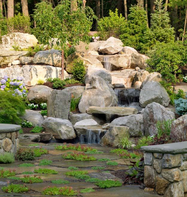 Enchanted Woodland Retreat by Sudbury Design Group