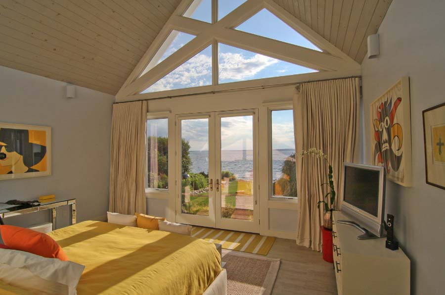 Andreozzi Architects Completes Tea House on Narragansett Bay